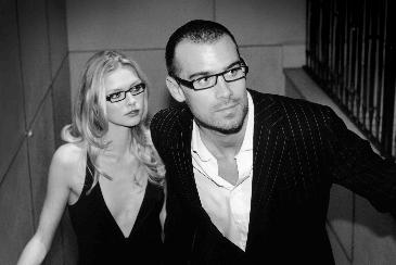 Tom Davies –  individuelle Brillenfassung in Massanfertigung