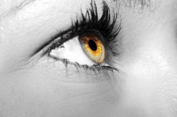 Augen und Erholung