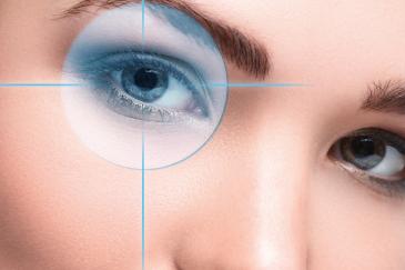 Bei Erkältung oft auch die Augen betroffen