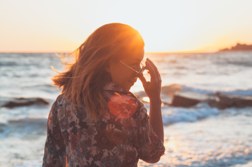 Blendschutz bei Sonnenbrillen